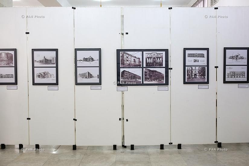 Открытие выставки «Блестящая история забытых страниц (три поколения семьи Буниатянов)»