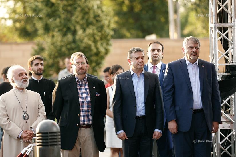 Посольство США в Армении отметило 241-ю годовщину независимости