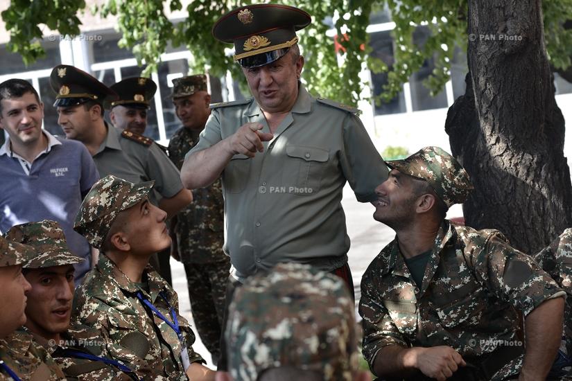 Стартовал летний призыв в армию 2017 года