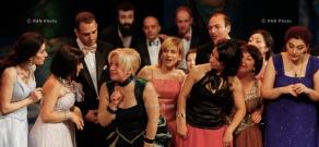 ՀՀ ժողովրդական արտիստներ Երվանդ Ղազանչյանի և Գալյա Նովենցի ծննդյան 80-ամյակին նվիրված երեկո