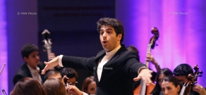 Yerevan hosts concert of State Youth Orchestra of Armenia