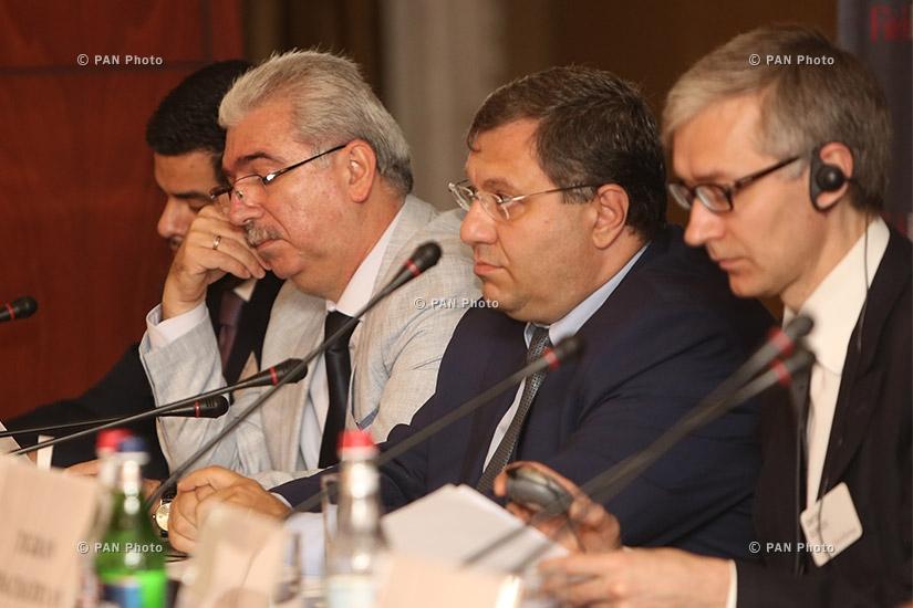 Конференция международного рейтингового агентства Fitch Ratings