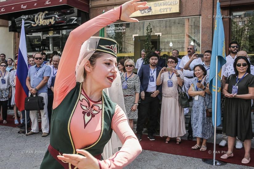 Հայ ոսկեգործների առաջին ցուցահանդես-վաճառքը՝ «Հայաստան. ոսկեգործության օրեր 2017» խորագրով