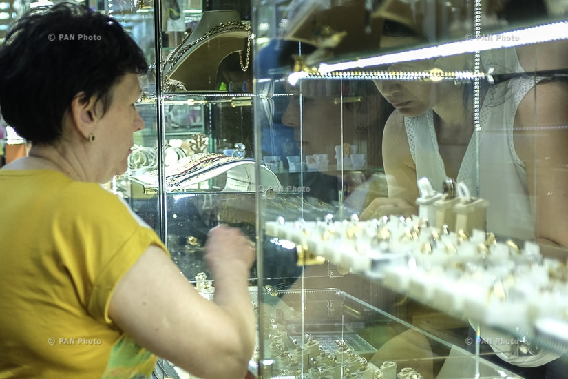 First exhibition-sale of Armenian jewelers entitled