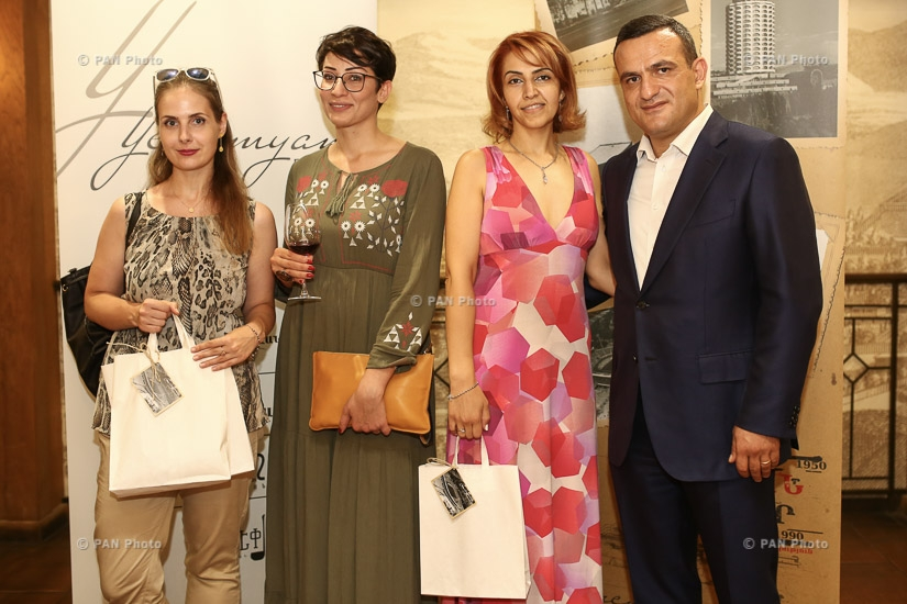 Yeremyan Projects and Mediamax presented Yerevan. The XX century book