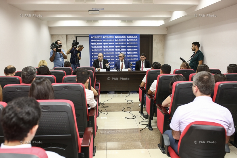 Анелик банк запускает конкурс программы бизнес-займа: Своим форматом он первый в банковской системы