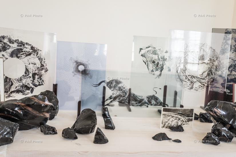 Riccardo Arena, Ā shkhārhātzūytz - Visual Chrestomathy of the Mount Analogue Inland Peak Expedition, 2017