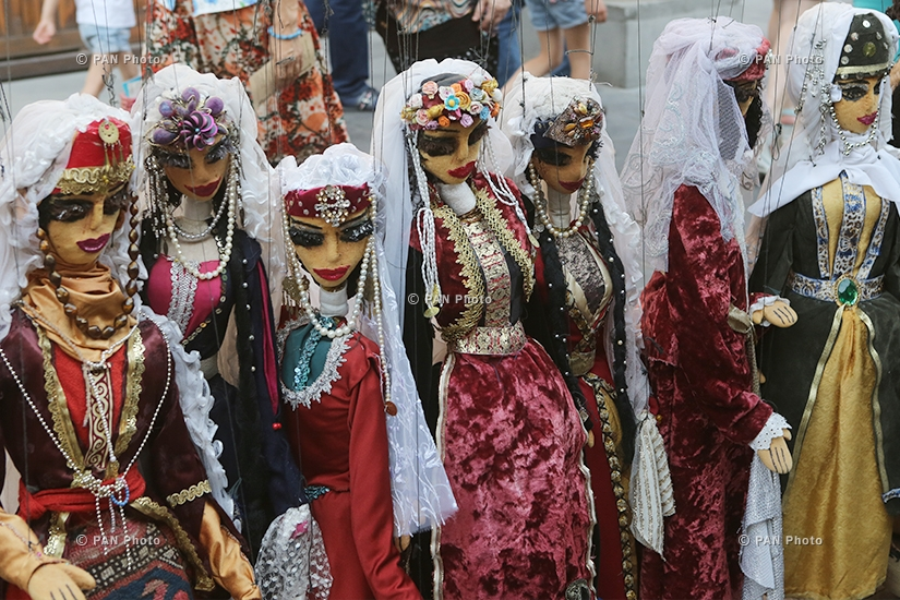 Фестиваль национальной армянской моды и культуры Yerevan Taraz Fest 2017