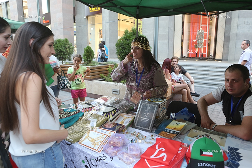 """Yerevan Taraz Fest"" at Northern Avenue"