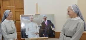 Персональная выставка фотографа Давида Акопяна в польском городе Люблин