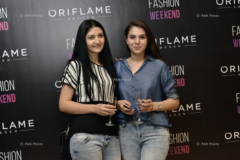 Oriflame Fashion Weekend 2017-ին ընդառաջ ընդունելություն