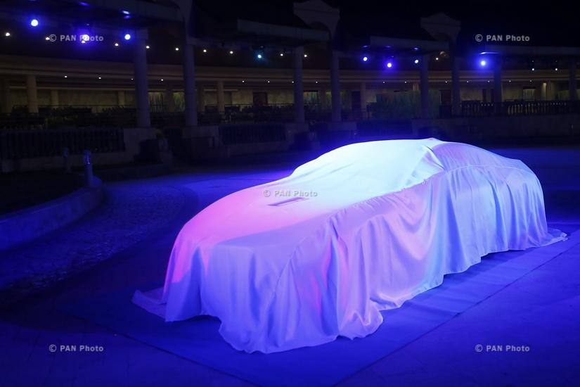 BMW i8 hybrid sports car launched in Armenia