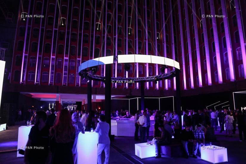 Церемония ребрендинга банка «Прометей»