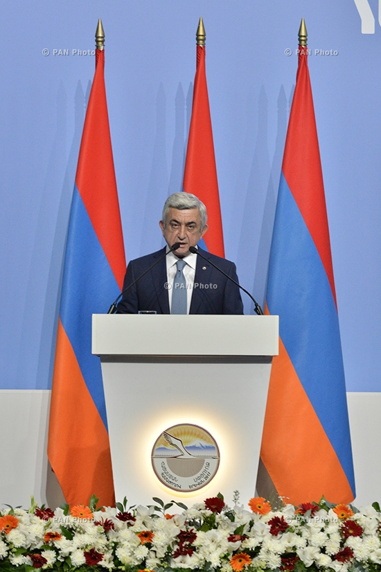 6th Pan-Armenian Armenia-Diaspora Conference: Day 1