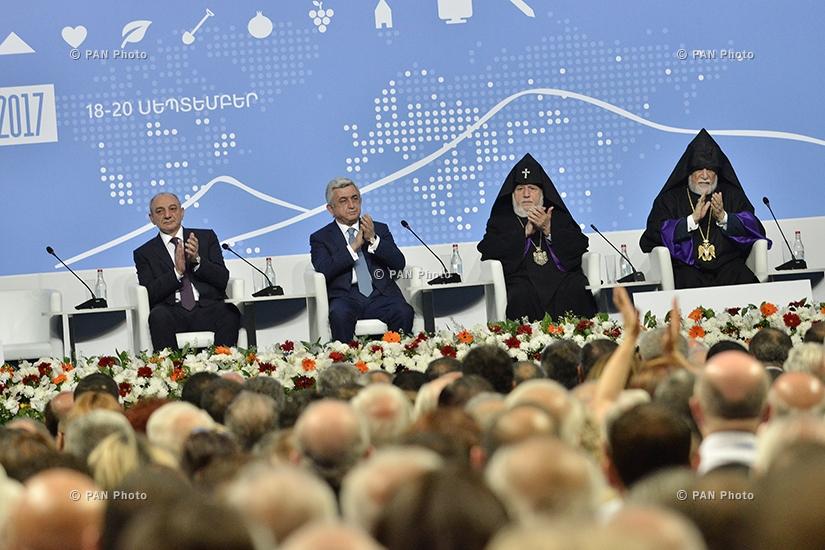 6th Pan-Armenian Armenia-Diaspora Conference: Day 1