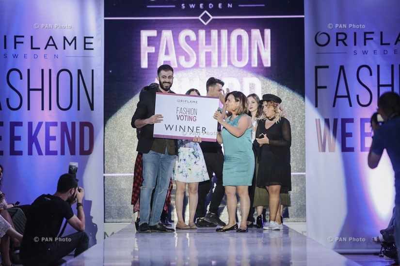 Oriflame Fashion Weekend 2017