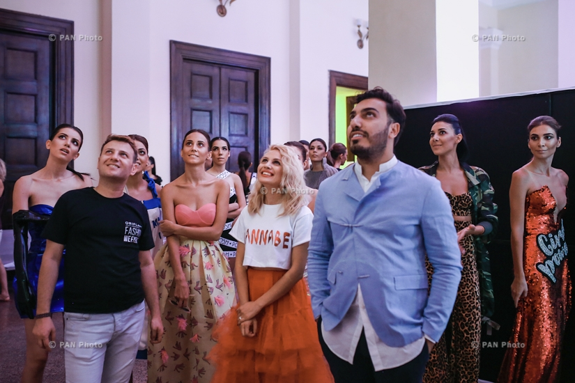 Oriflame Fashion Weekend 2017