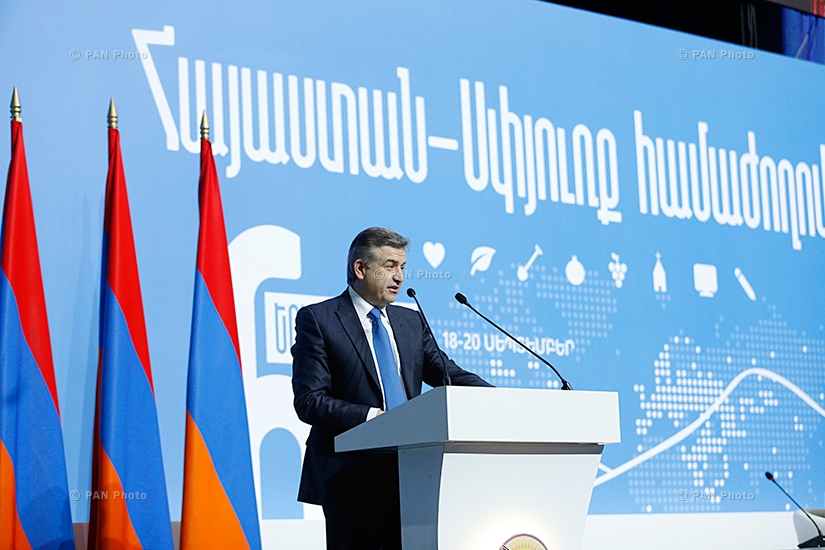 6th Pan-Armenian Armenia-Diaspora Conference: Day 2