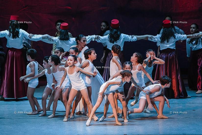 «Մեր խոստումը» երաժշտական ներկայացման պրեմիերան Երևանում
