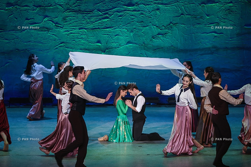 'Our Promise' musical performance premieres in Yerevan