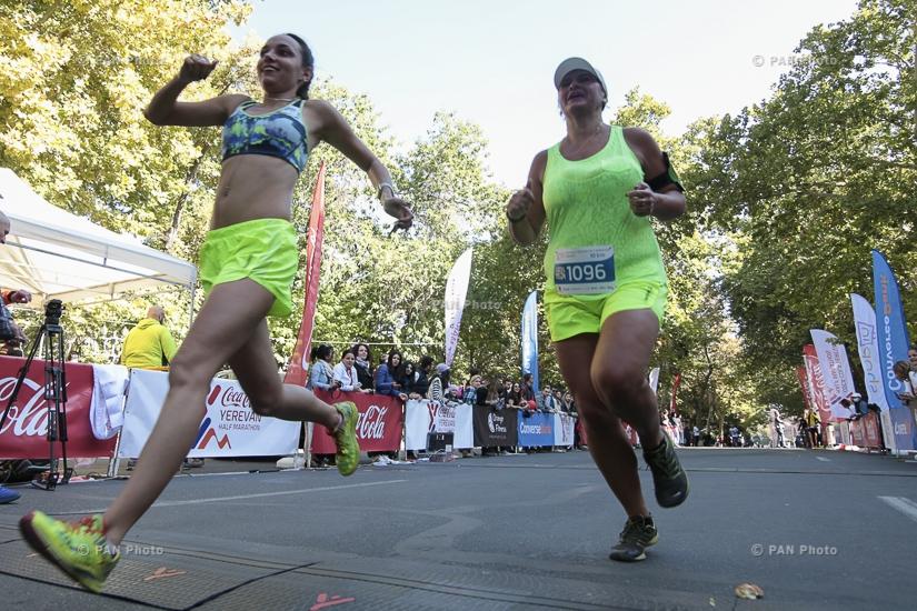 Coca-Cola Half Yerevan Marathon 2017