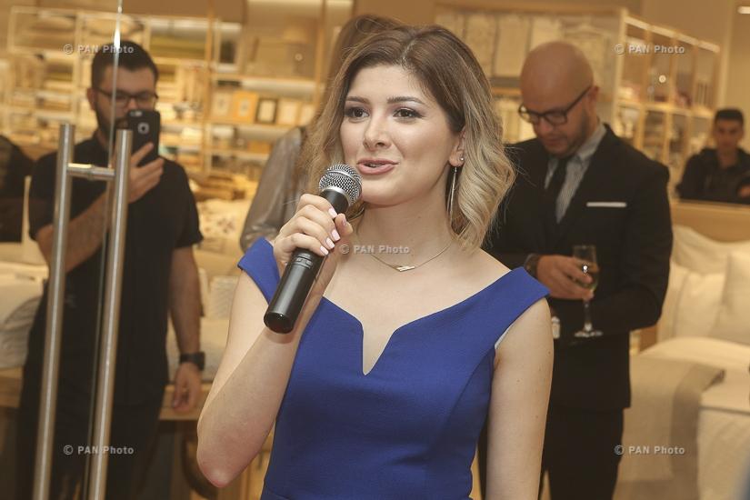 Открытие магазина декора Zara Home в Ереване