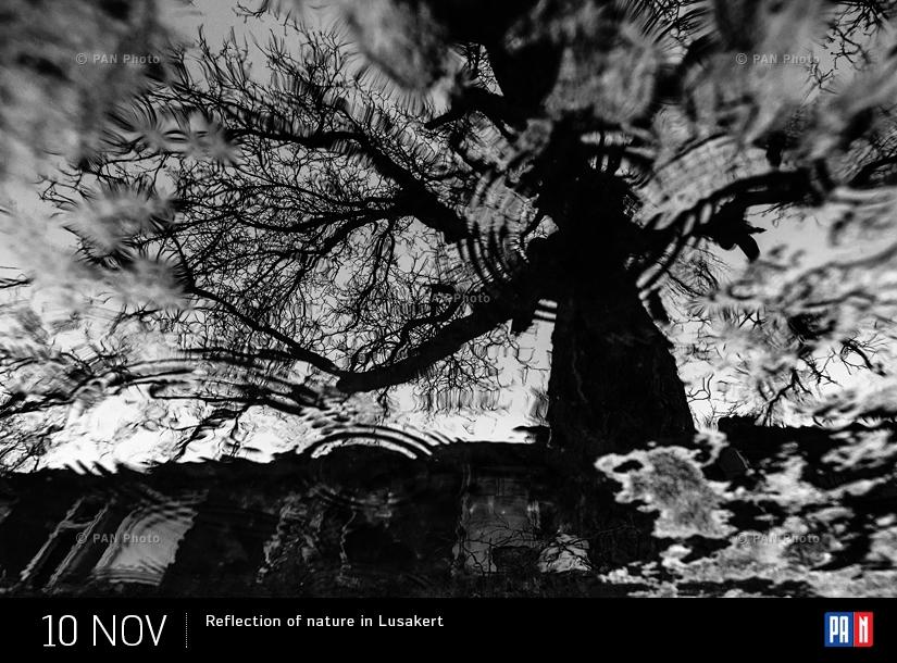 Отражение природы Лусакерта, Ширакская область