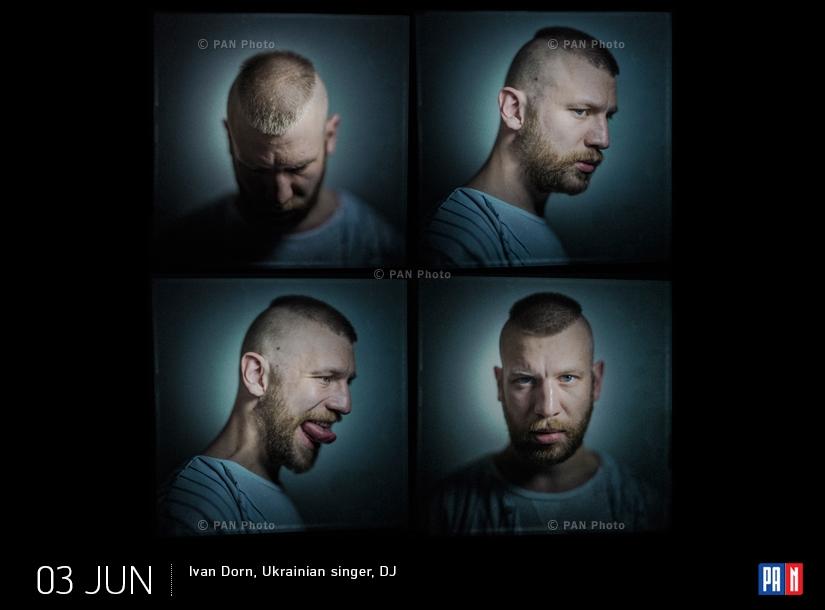 Ivan Dorn, Ukrainian singer, DJ