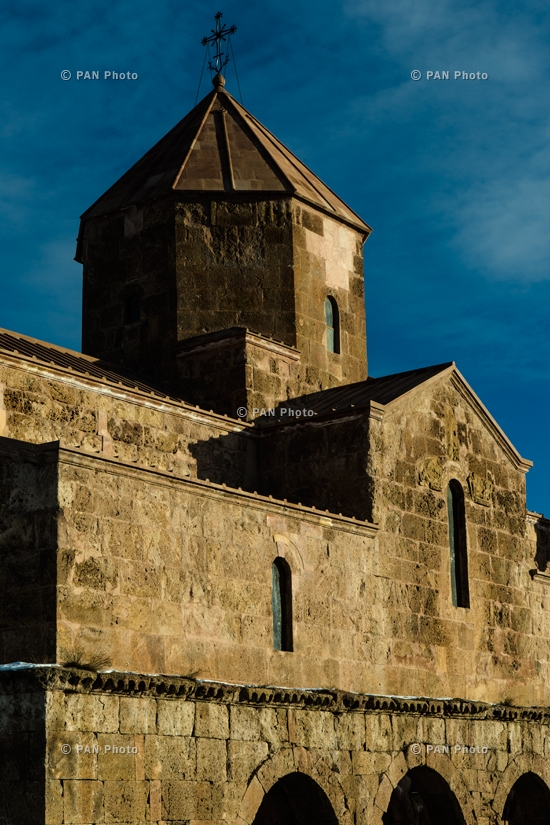 Odzun Church, Lori Province, Armenia