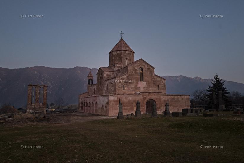 Odzun Church, Lori Province, Armenia