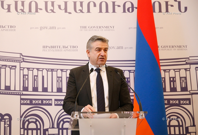 Official visit of Prime Minister of Georgia Giorgi Kvirikashvili to Armenia