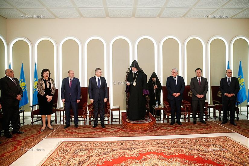 Վարչապետ Կարեն Կարապետյանի աշխատանքային այցը Լիբանան