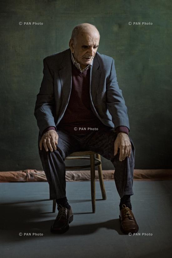 Artavazd Peleshyan, film director
