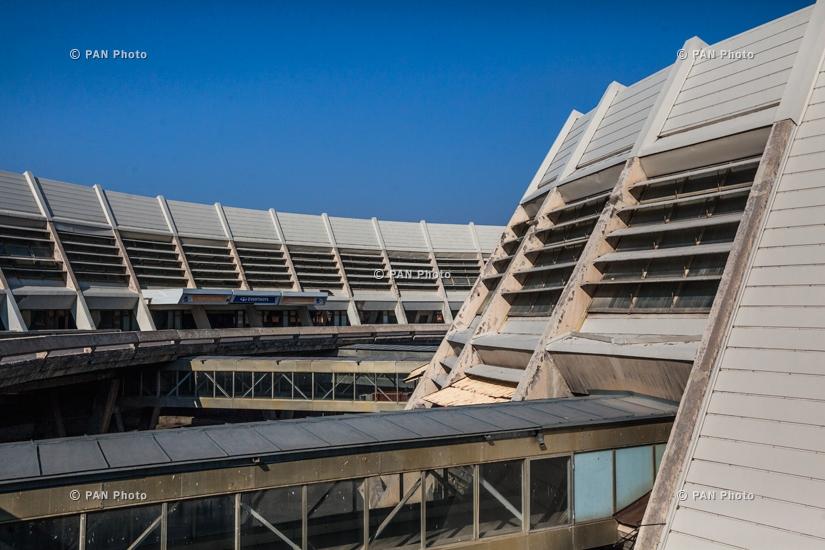 Старое здание аэропорта «Звартноц»: От последнего полета до сноса