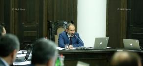 Очередное заседание Правительства Армении