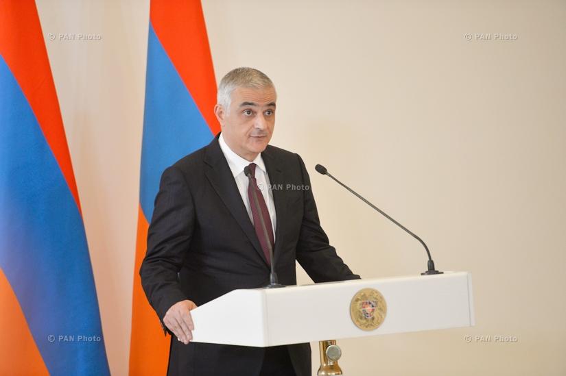 Մհեր Գրիգորյան, ՀՀ փոխվարչապետ
