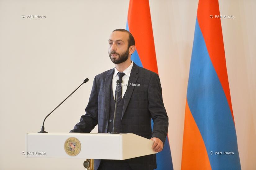 Արարատ Միրզոյան, ՀՀ առաջին փոխվարչապետ