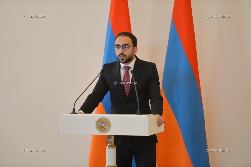 Տիգրան Ավինյան, ՀՀ փոխվարչապետ