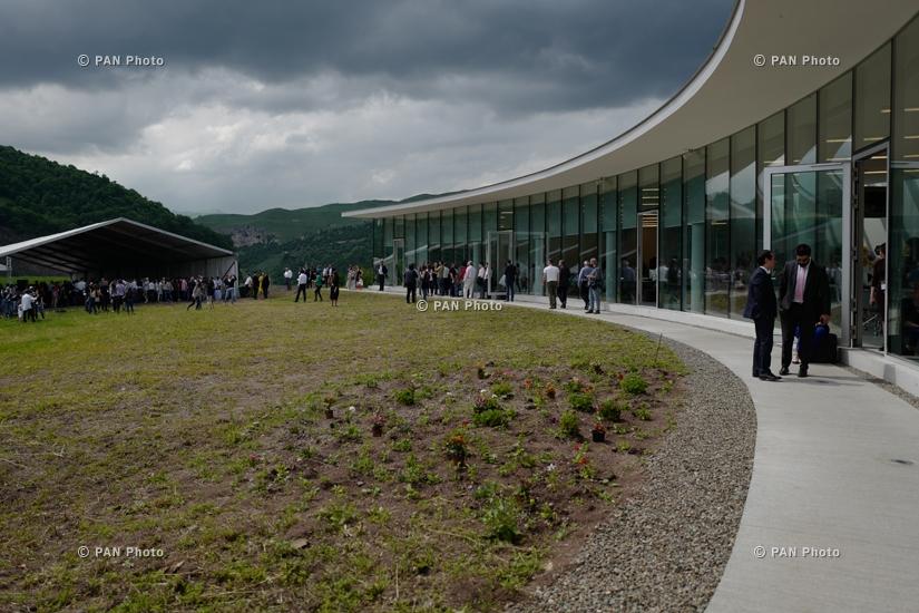 Լոռու մարզի Դեբետ համայնքում «ՍՄԱՐԹ» կրթական կենտրոնի բացումը