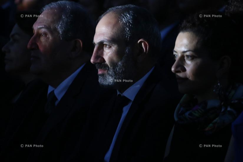 Концерт, посвященный 100-летию Республики Армения и Героических майских сражений
