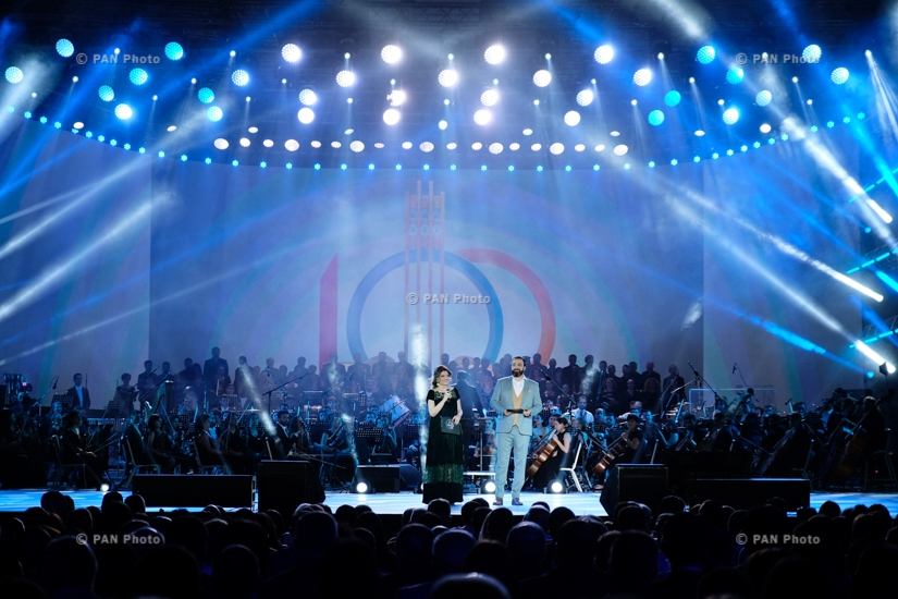 Concert dedicated to the 100th anniv. of Republic of Armenia and May Battles