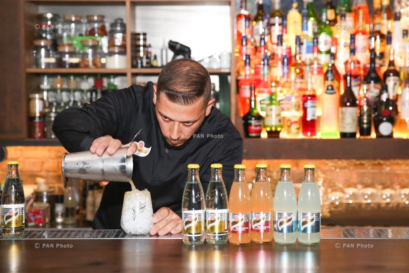 Schweppes ըմպելիքին նվիրված փակ միջոցառում