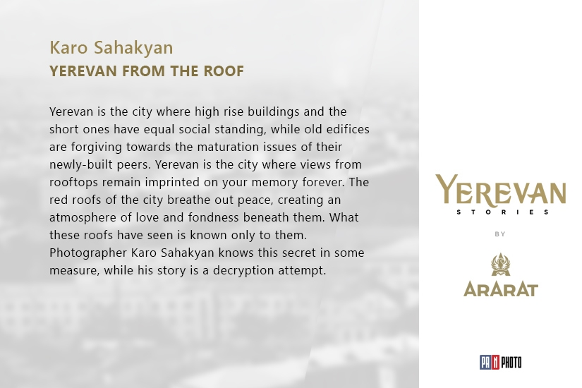 Yerevan Stories. Երևանը՝ կտուրից