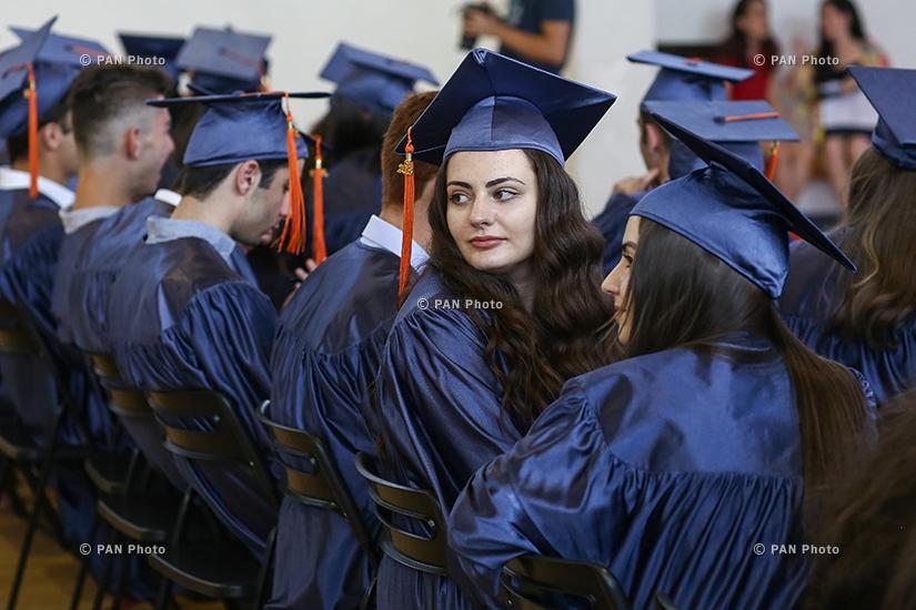 «Այբ» դպրոցի ավարտական միջոցառումը
