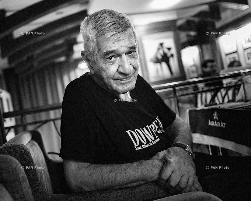 Yerevan Stories. Երևանի մեծերը