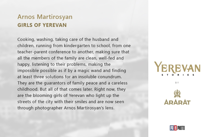 Yerevan Stories: Girls of Yerevan