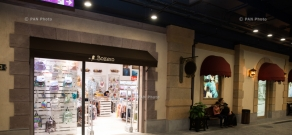 Official opening of Yerevan Gallery at Yerevan Mall