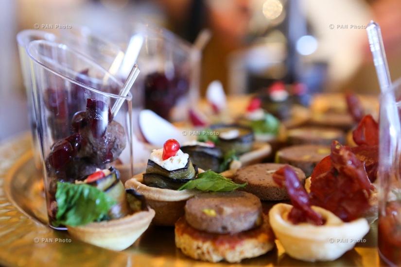 Mayrig restaurant of Mediterranean Armenian cuisine opens in Yerevan