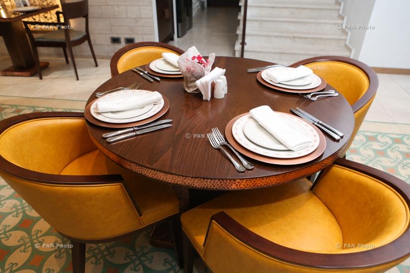 В Ереване открылся ресторан средиземноморской армянской кухни «Майрик»