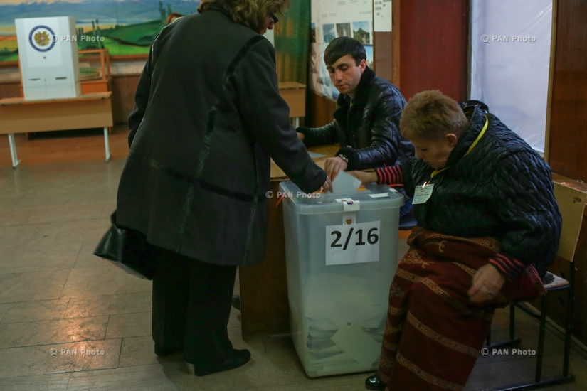 Armenia's snap Parliamentary elections